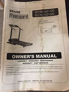 TREADMILL for sale Cornwall Ontario image 4