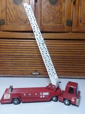 Buddy L Jr. Hook 'N' Ladder  Truck # 5121