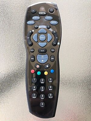 New FOXTEL iQ2 remote control (IR only) - Brand NEW!
