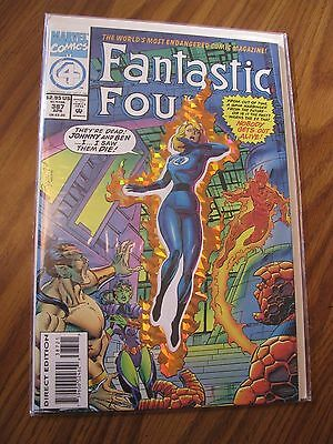Fantastic Four #387 (Apr 1994, Marvel) Bagged and Boarded - C182