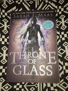 Throne of Glass and Crown of Midnight by Sarah J. Maas