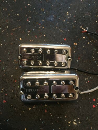 Fender Fidelitron Pickups set humbucker for Cabronita Electric Guitar