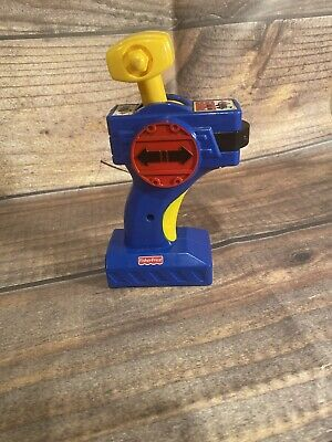 Fisher Price Geo Trax Timber Town Train  Replacement Blue RC Remote Only !!!