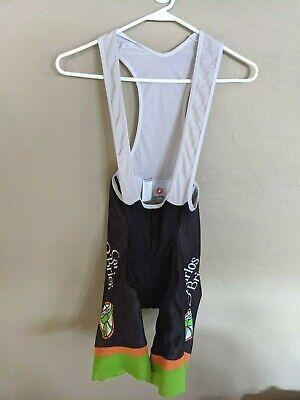 Castelli Men's Team Bib Cycling Shorts, Progetto X2 Air Seatpad - Size M - covid 19 (Castelli Cycling Shorts coronavirus)