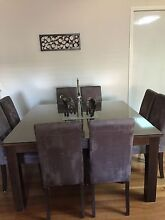 Dining Table and 8 Chairs South Morang Whittlesea Area Preview