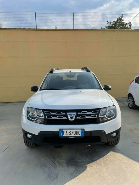 DACIA Duster Duster 1.5 dCi 110 CV 4x4 Ambiance