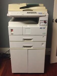 Photo copier/printer