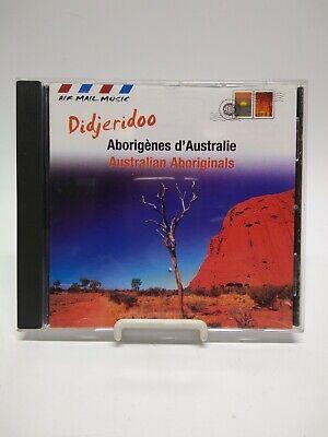 Air Mail Music: Australian Aboriginals by Sambo Barraba & Johnny Unungmurra - CD
