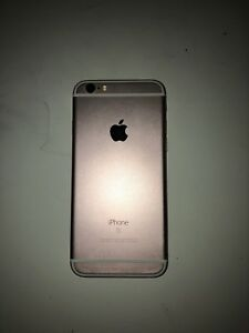 Rose gold iPhone 6s 64gb in good condition