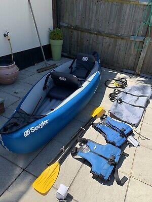 Sevylor Adventure kayak Canoe Inflatable Life Jackets