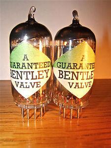 """BENTLEY Valve EF86/6267 """"D"""" getter Tested - Italia - BENTLEY Valve EF86/6267 """"D"""" getter Tested - Italia"""