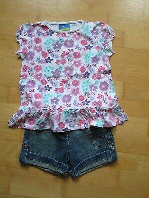 Sommeroutfit, kurze Hose und T-shirt für Mädchen in - Outfit Für Mädchen