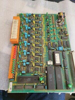 Keba Engel D1323f E-7temp Molding Machine Plc Elektronik E-7 Temp D1323-f