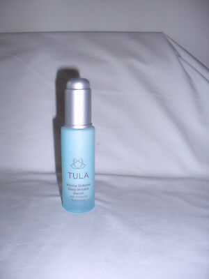 Tula Volume Defense Deep Wrinkle Serum With Probiotic Technology Skincare 1 Oz