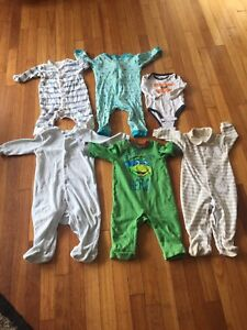 Baby clothes 0,12,18 months