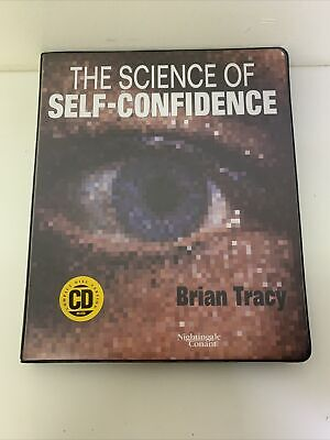 Brian Tracy The Science Of Self Confidence (6 CD Set) Nightingale Conant