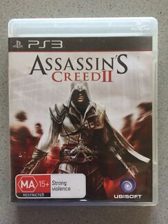 Wanted: PS3 Assassins Creed II game