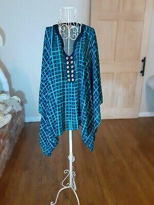 womens blouse size X/XL multicolor by michael kors Michael Kors Womens Blouse
