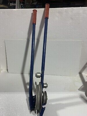 2-in-1 Tube Bender - 12in. Id To 78in. Id Slightly Used - 28 Tall