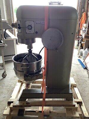60qt Mixer Hobart D-600 1.5hp Tested 208240v
