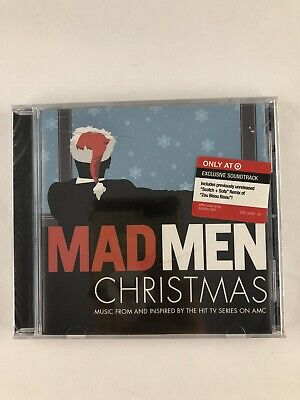 Mad Men Christmas: Music From and Inspired By the Hit AMC TV Series by... ()