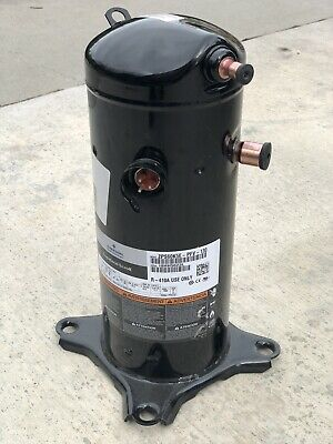 New Copeland Scroll Ac Compressor Zps60k5e-pfv-130 R410a 208-230v 5hp 60900 Btu