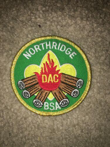 Boy Scout BSA Detroit Area Type 3 GMY Northridge District DP CP Council Patch