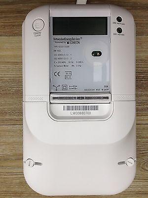 ECHELON  Intelligenter Stromzähler Drehstromzähler 5/100 Amp. NEU