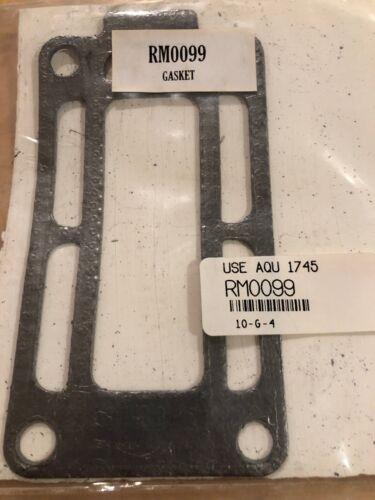 Crusader ,PCM Exhaust Gasket RM0099