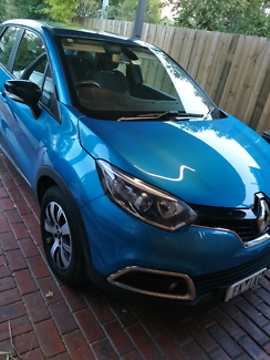 Renault Captur 2015 - 2 years old with 12 months registration