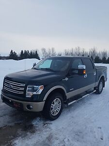 2015 Ford F-150 King ranch Pickup Truck