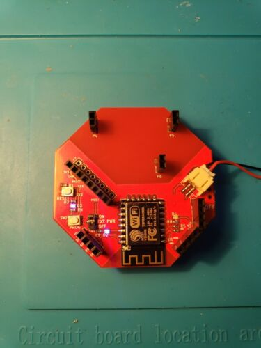 OpenBCI WiFi shield