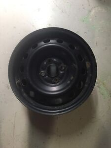 Honda Snow Tire Rims 4 x 100 Honda Fit