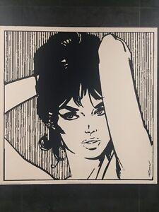 Mid 1950s print