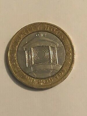 2014 TRINITY HOUSE £2 COIN Two Pound Coin - FREEPOST