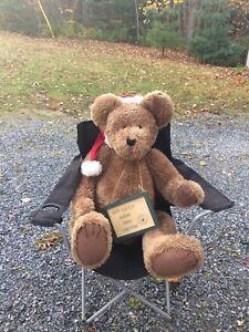 Boyd's Bear Christmas Santa for sale