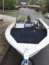2005 Brooker 500 Discovery 60hp Yamaha Daisy Hill Logan Area Preview