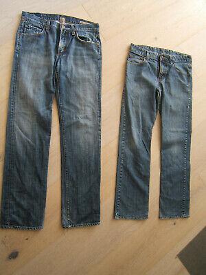 2 pair sz 31 jeans Citizens of Humanity Quicksilver Alex Olson Mens