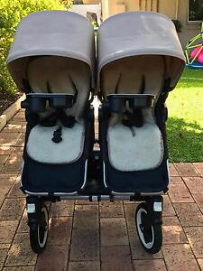 Bugaboo Donkey Duo/Twin and accessories Claremont Nedlands Area Preview