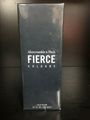 Fierce Cologne 6.7 oz 200 ml by Abercrombie & Fitch Original * SEALED AUTHENTIC