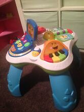 Fisher Price musical table Albury Albury Area Preview