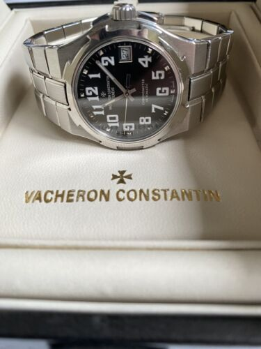 VACHERON CONSTANTIN Overseas 42042/423A Luxury Timepiece - watch picture 1