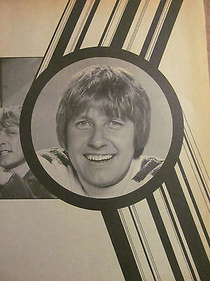 Paul Revere,  Paul Revere and the Raiders, Full Page Vintage Pinup