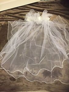 WEDDING DRESS SIZE 14-16  Windsor Region Ontario image 6
