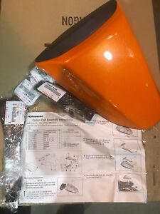 Seat cover kit Kawasaki