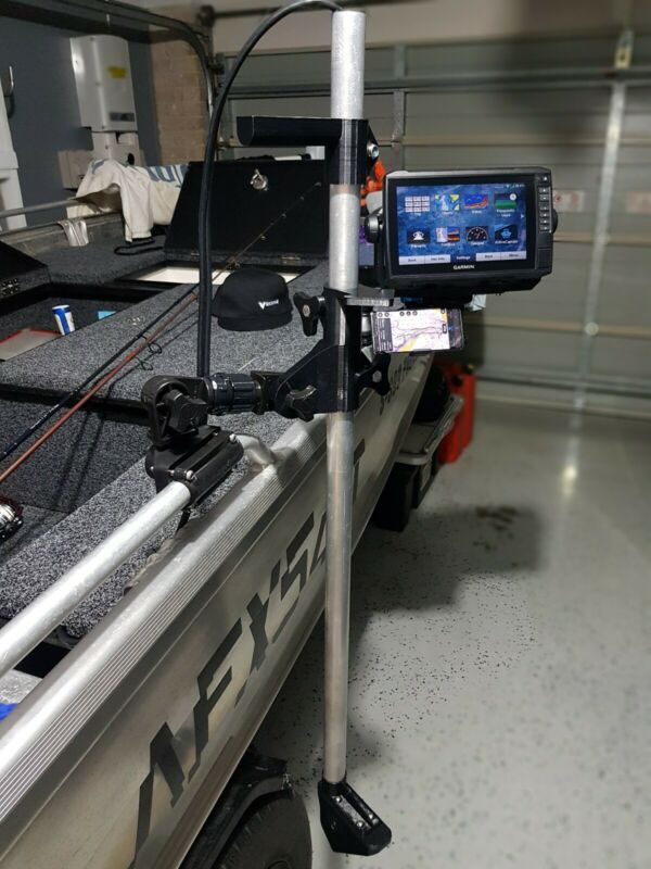 Garmin Livescope / Lowrance Active Target Adjustable Pole Mounts