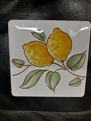 Vintage Tiles  Pack 6 Pilkingtons Citrus Frieze