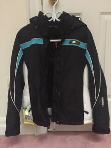 Womens winter ski snowboard jacket