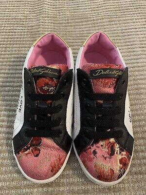 Dolce&Gabbana Girls Sneakers - 28