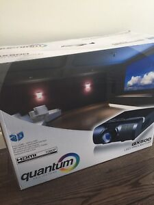 Projector with screen  for sale in Milton ,